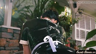 fantasy stepdaughter banged in maid outfit