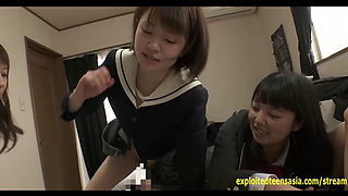 Jav Idol Schoolgirls BJ Face Sit Fuck