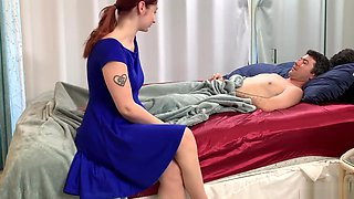 Stepmom asks her sister to help with stepson'_s porn addiction - Erin Electra