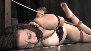 Roped up subs punished by two dominators