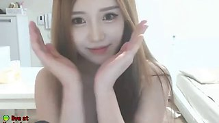 korean redhead camgirl hot striptease