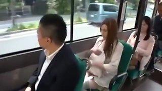 fuck in bus