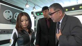 Asia Bus Molestation part 1
