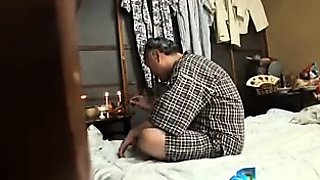Hardcore ass and pussy fingering and licked with asian maid