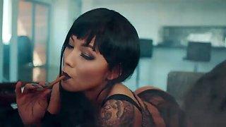 bernz - smoke n f**k - official music video