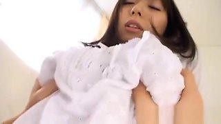 Anmi Hasegawa Asian doll has sweet big part1