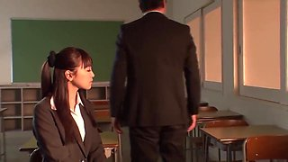 Young Student Teacher Who is Made To Fuck and Humiliated-1