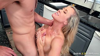 Perfect wife Brandi Love is always up for a nice hardcore shagging