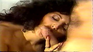 Latina vintage big tits milf sucking big cock