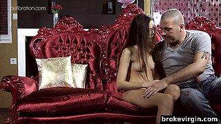 Anastasia Seymour - defloration - losing her virginity