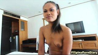 Filipina Porn Diary presents Bee