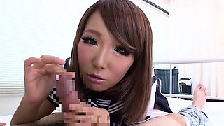Sensuous Japanese schoolgirls reveal their blowjob talents