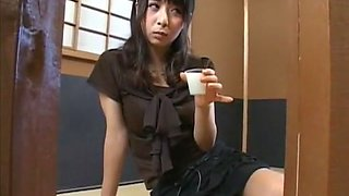 Incredible Japanese girl Yuka Osawa in Horny Solo Girl, Big Tits JAV scene