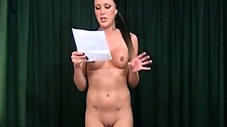Embarrassing Nude Stories - Naked Presentation