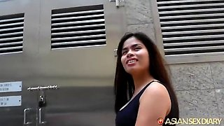 busty filipina bernadette