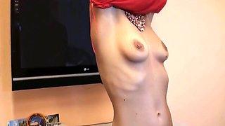 Рorny secretary gets deep anal fuck in office