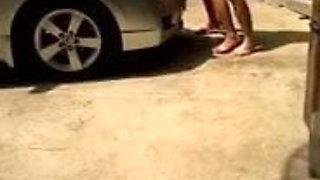 Thai car wash