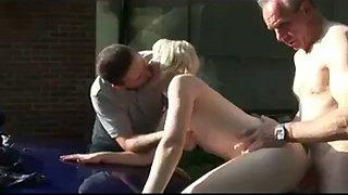 dogging swinger wife shared her body at strangers