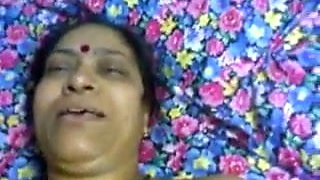 SL Jaffna Old Aunty with boy