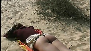 hairy teen nude at beach