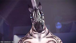 zebra furry sex