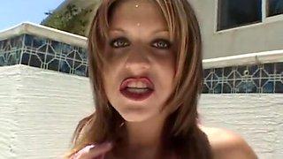 Best pornstar Tyla Wynn in fabulous cumshots, swallow porn scene