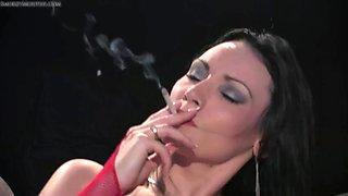 Brittania smoking fuck