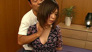 A Japanese Ordinary Housewife Cheating Fuck
