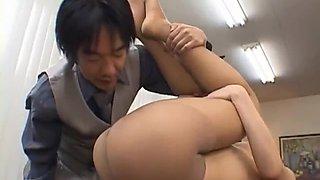 Misaki Inaba nailed at job