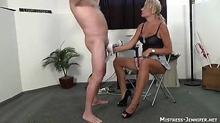 hot femdom mistress tease and mistress tangent dominates