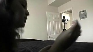 Exotic smoking clip with solo girl scenes
