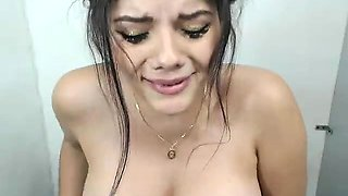 Cute Amateur Filipina with Big Boobs