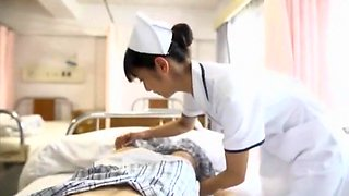Crazy Japanese girl Harumi Asano, Akari Satsuki, Airi Misora in Hottest Handjob, Couple JAV clip