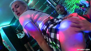 Amirah Adara joins hot babes for a kinky sex party