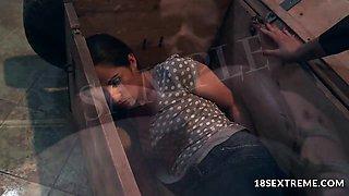 18sextreme - Brunette Femdom Extreme Bdsm Scenes