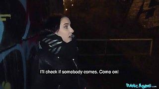 Charlotta Johnson & Martin Gun in Czech Car Fuck After Public Blowjob - PublicAgent