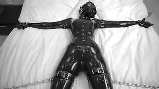 Latex bondage 4