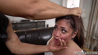 Brutal hard spank and fuck fragile hardcore first time Rough ass fucking hookup for Lexy