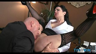kinky milf loves dick