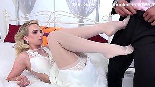 Anal For Hot Czech Bride Vinna Reed