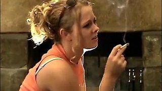 All Sarah Smoking (1 of 2)