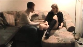 Awesome clit fingering on hidden cam