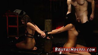 His slave Soon these desperate dames find themselves at the grace of Brick the Innkeeper