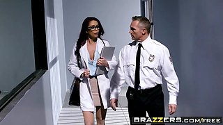 Brazzers - Doctor Adventures - Monique Alexander Danny D - Jailhouse Fuck Three - Trailer preview