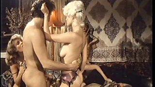 Glamorous Seka in an incredible orgy that brings many orgasms