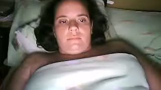Fat Latina housewife finally shows me her dirty cunt on webcam
