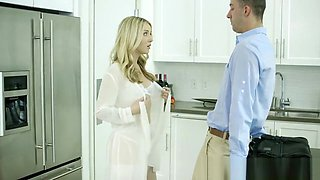 Bosses Wife Karla Kush First Time Anal With the Office Assistant