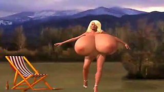 animated balon tits milf fuck on forest