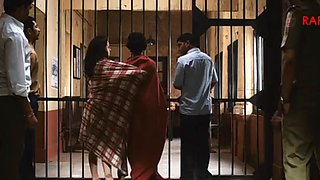 Indian lesbian girls fucked and punished in jail
