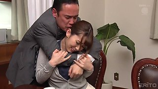 Getting Yui Hatano naked for some passionate pussy drilling